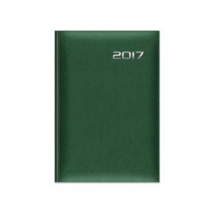 Kalendarz książkowy oprawa Rombko brązowy