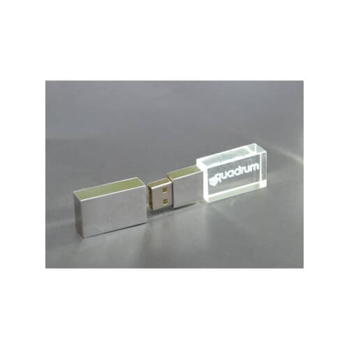 Pendrive szklany