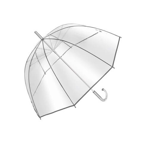 Parasol przeźroczysty
