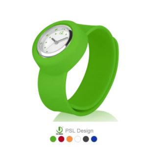 Kolorowy zegarek