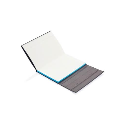 Notatnik A5 i stojak na tablet
