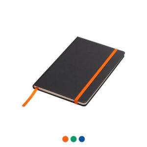 Notatnik w twardej oprawie