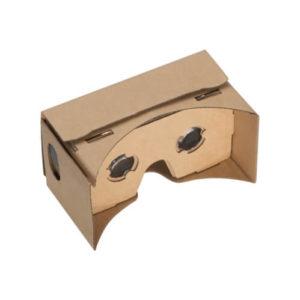 Tekturowe okulary VR BOX