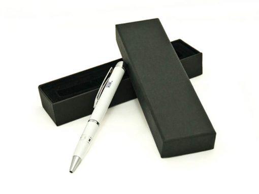 Długopisy w pudełku z nadrukiem