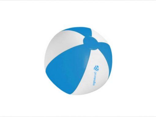 Piłki plażowe z nadrukiem