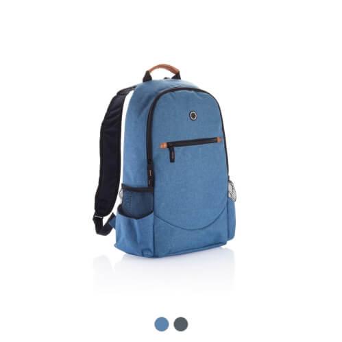 plecaki z logo