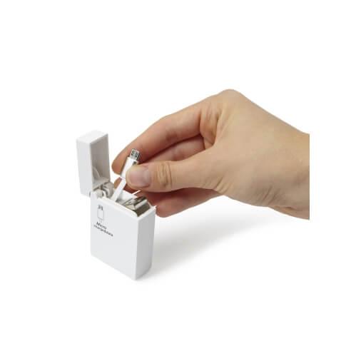 Wysuwany kabel USB