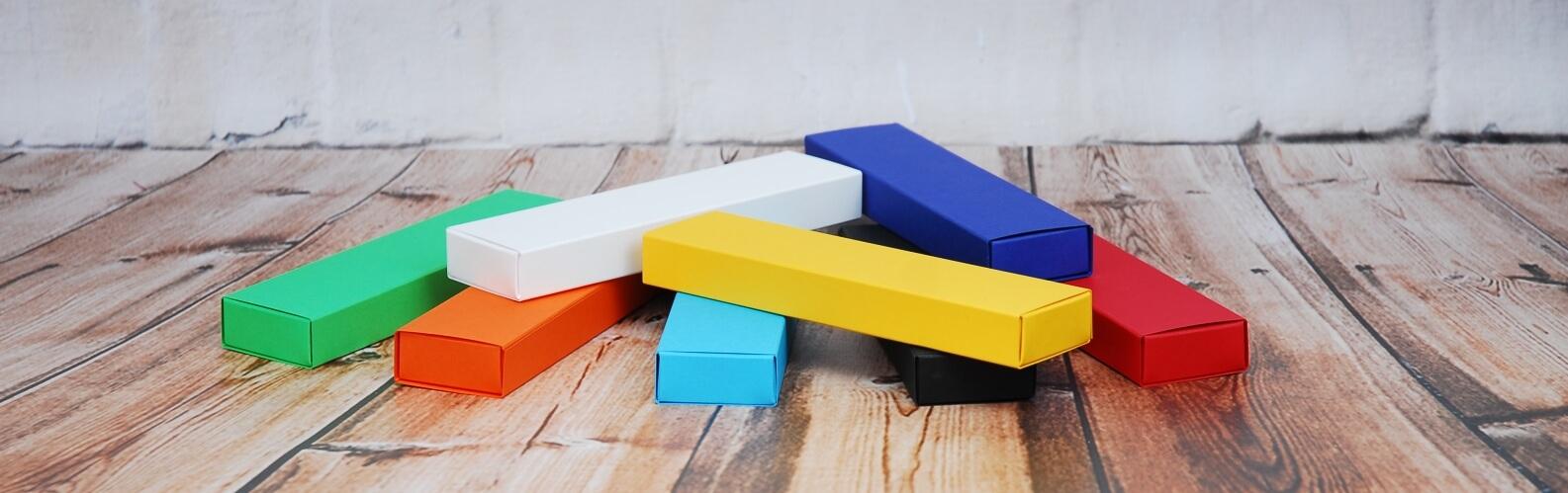 Długopisy reklamowe z pudełkiem