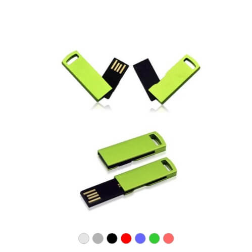 Pendrive mini z nadrukiem