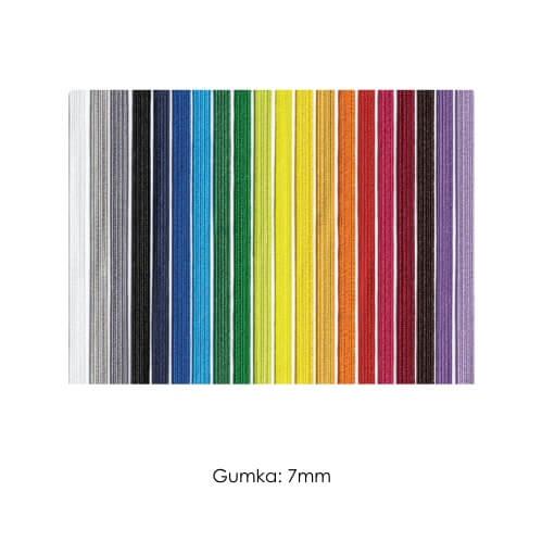 Kalendarze ksiązkowe z gumką dla firm 1