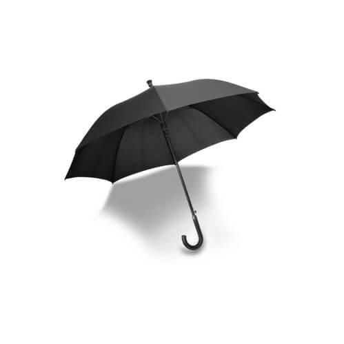 Parasol automatyczny z logo firmy