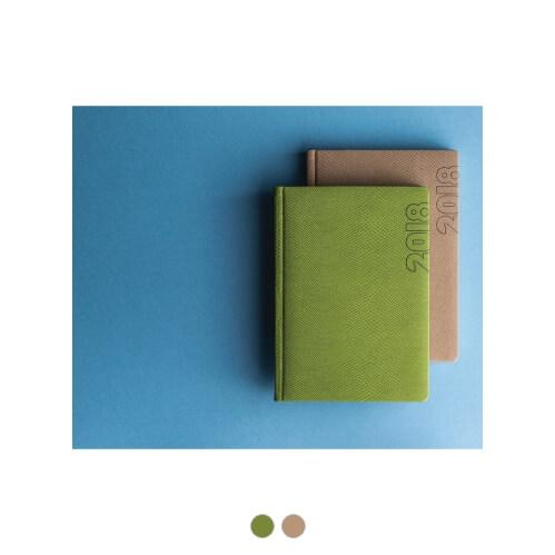 kalendarze książkowe z logo firmy
