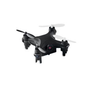 Dron z aparatem