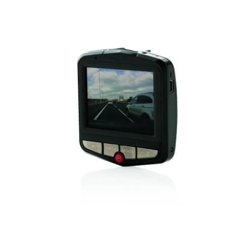 Kamera samochodowa z logo firmy