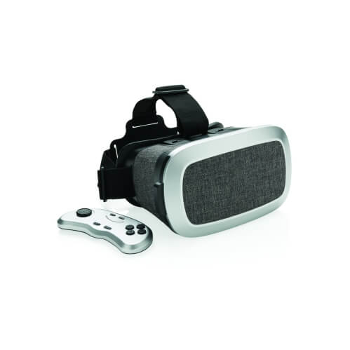 Okulary wirtualnej rzeczywistości z nadrukiem