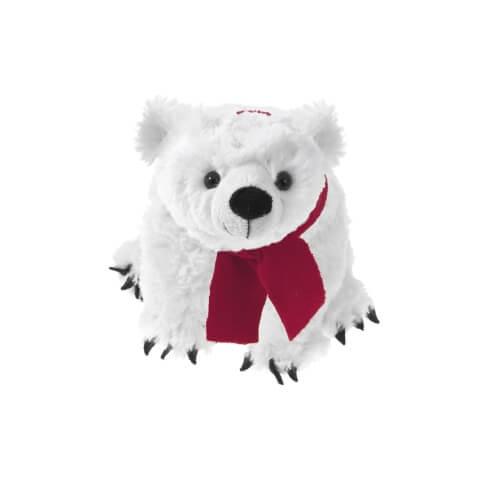 Pluszowy miś polarny