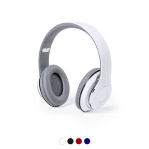 Słuchawki bezprzewodowe z nadrukiem logo