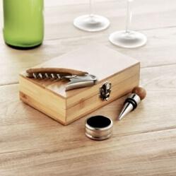 akcesoria do wina z nadrukiem