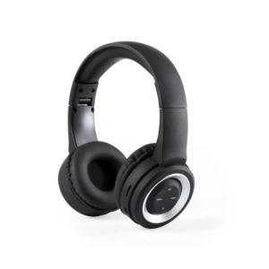 Bezprzewodowe słuchawki nauszne z nadrukiem