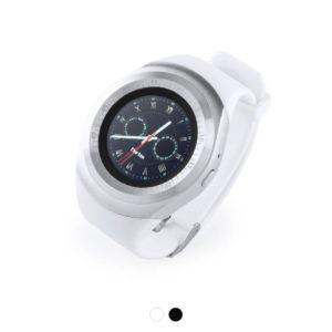Bezprzewodowy zegarek z logo