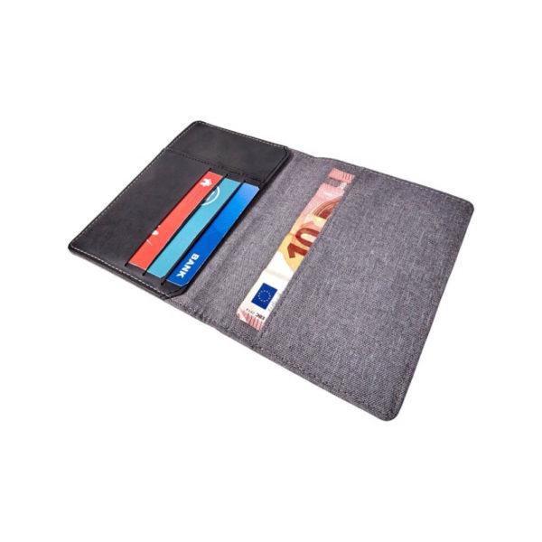 Etui na karty i paszport, ochrona przed RFID