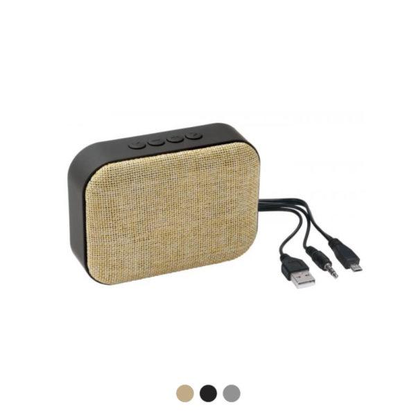 Głośnik Bluetooth z nadrukiem