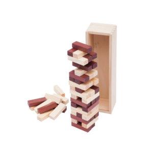 Gra drewniana wieża