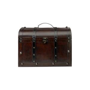 Kufer z logo firmy