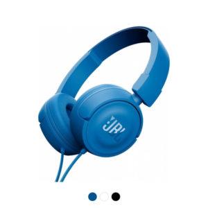 Słuchawki JBL z nadrukiem logo firmy