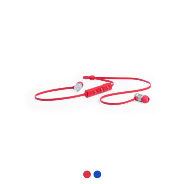 Słuchawki douszne z logo firmy