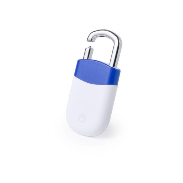 Lokalizator do kluczy bluetooth z nadrukiem logo
