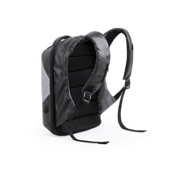 Nieprzemakalny plecak na laptopa z nadrukiem