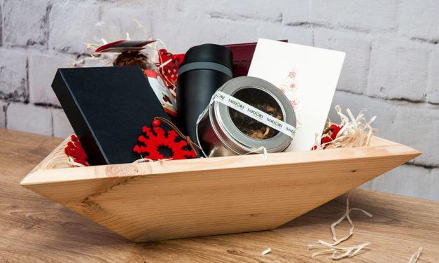 Zestawy i kosze świąteczne dla firm