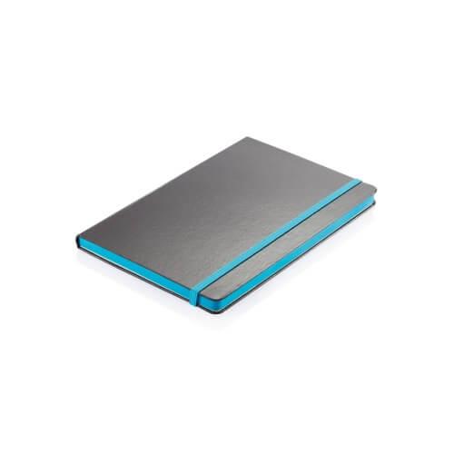 Notatnik A5 z kolorowymi bokami