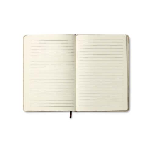 Notatnik A5 z okładka płócienną