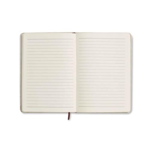 Notatnik A6 z okładka płócienną