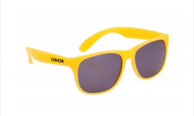 Okulary przeciwsłoneczne z nadrukiem