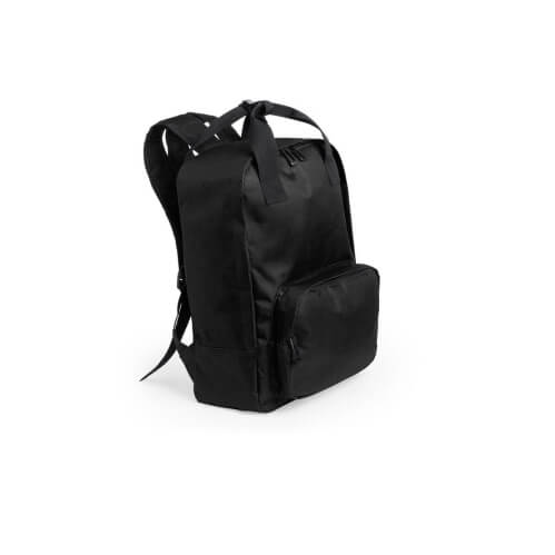 Plecak na laptopa z nadrukiem firmowym