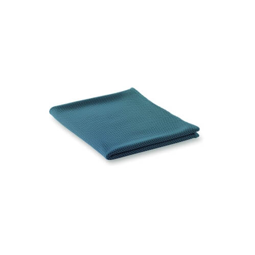 Ręcznik sportowy z nadrukiem firmowym