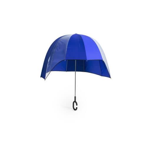 Parasol z logo firmy