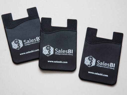 Etui silikonowe z nadrukiem logo