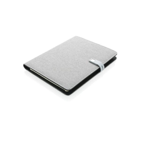 Notatnik A5 z USB 16 GB