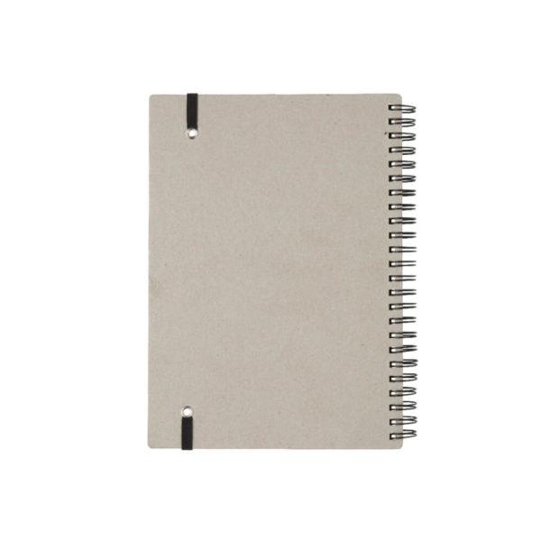 Notatnik A5 ze spiralnym bindowaniem