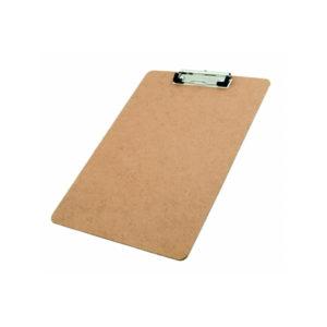 Podkładka pod kartki z klipsem z nadrukiem