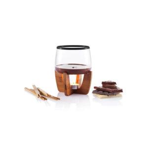 Zestaw do czekoladowego fondue
