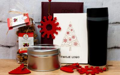 Świąteczne upominki / Bożonarodzeniowe prezenty firmowe.
