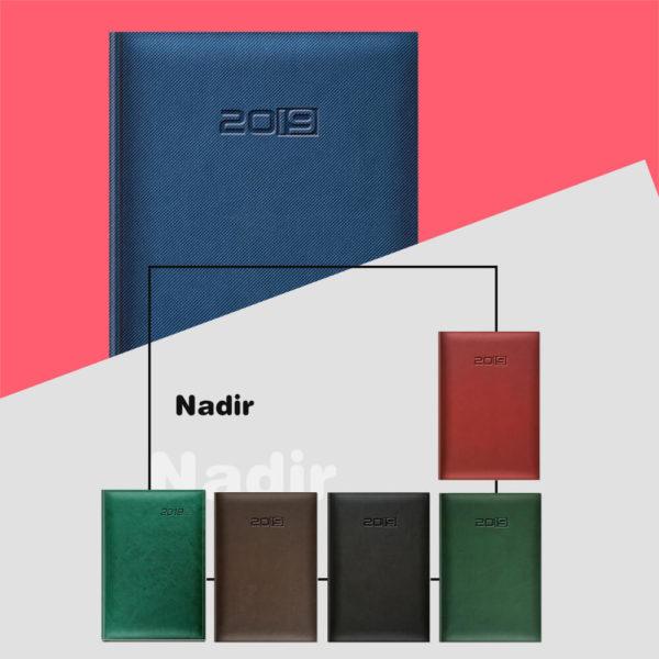 kalendarze ksiązkowe 2019 z logo firmy 4
