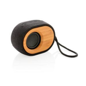Bezprzewodowy głośnik z logo firmy