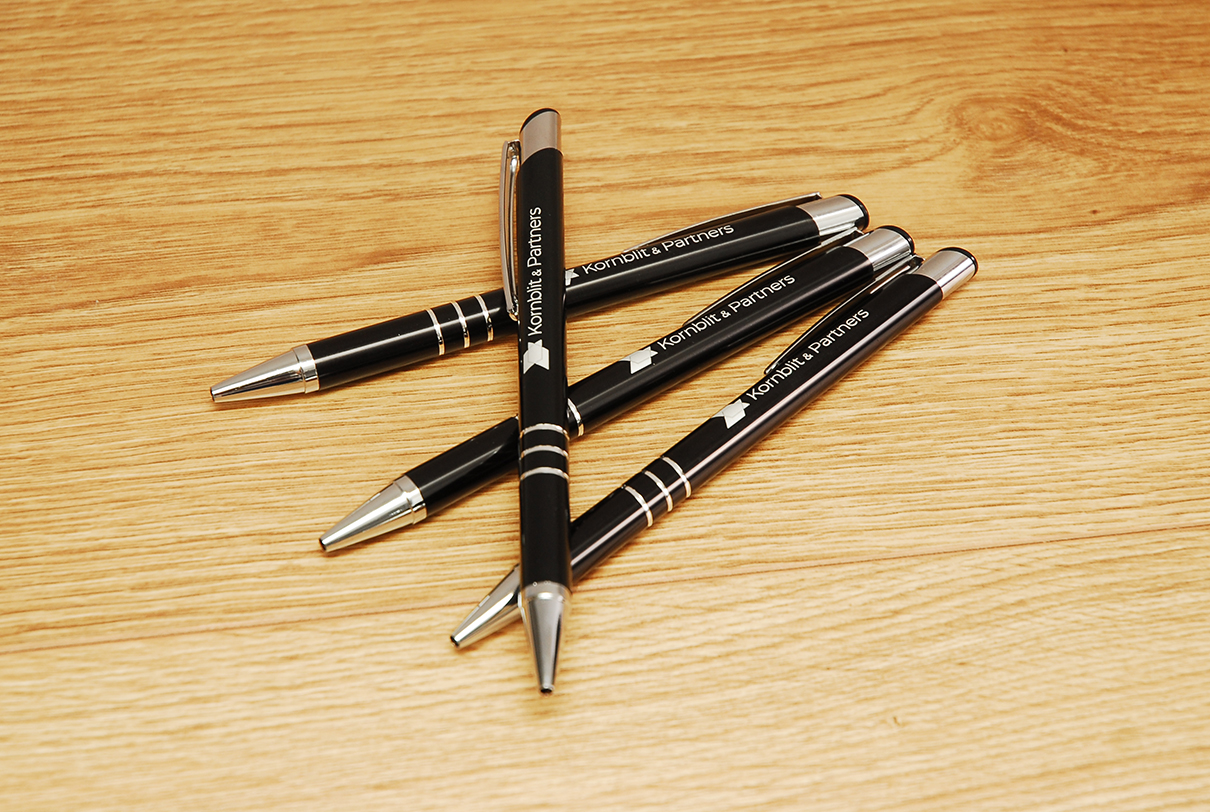 Długopisy lindo z grawerem