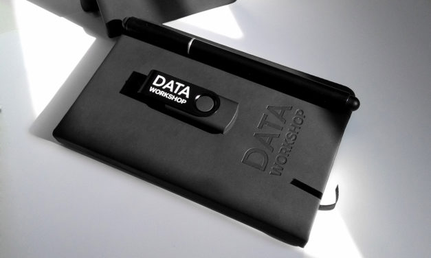 Notesy z logo firmy